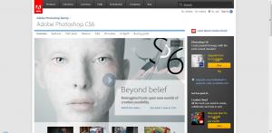 Adobe photoshp