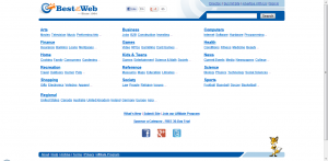 Best Of Web directory