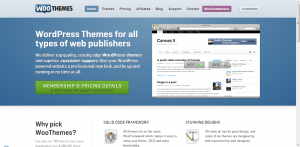 Woothemes home